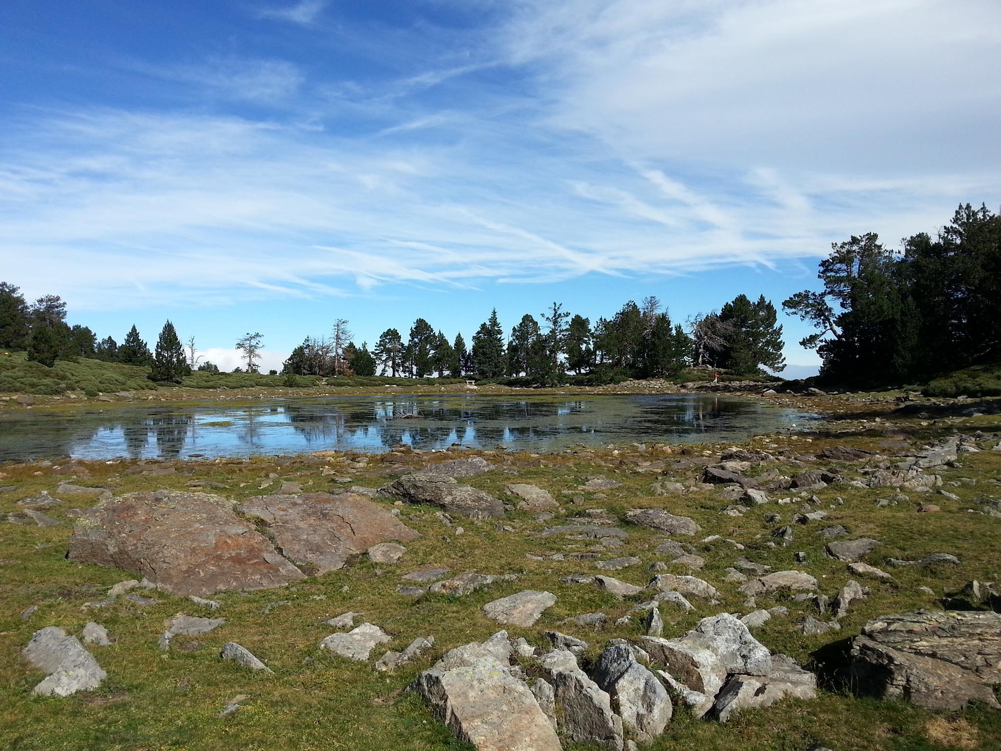 lac cortalets Canigo